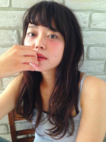 青文字系が得意な美容室 横浜