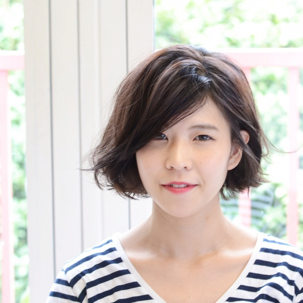 横浜元町 美容室 ボブ ヘアカタログ オーガニック kasumi